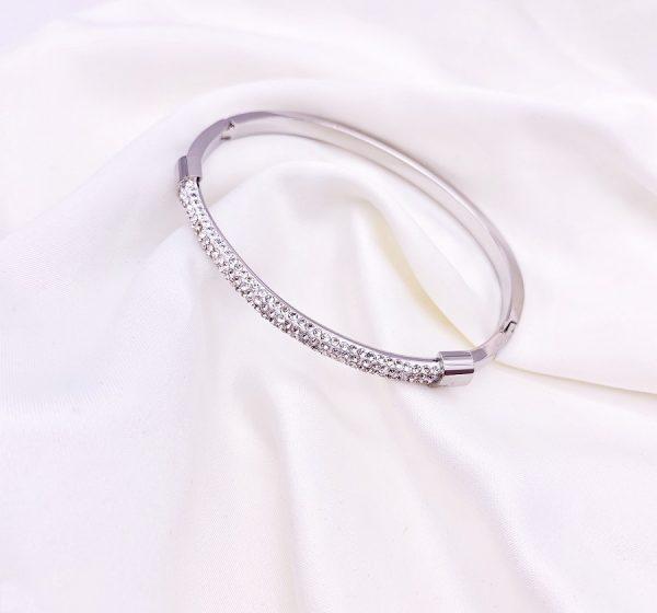 Crystal Bar Bracelet
