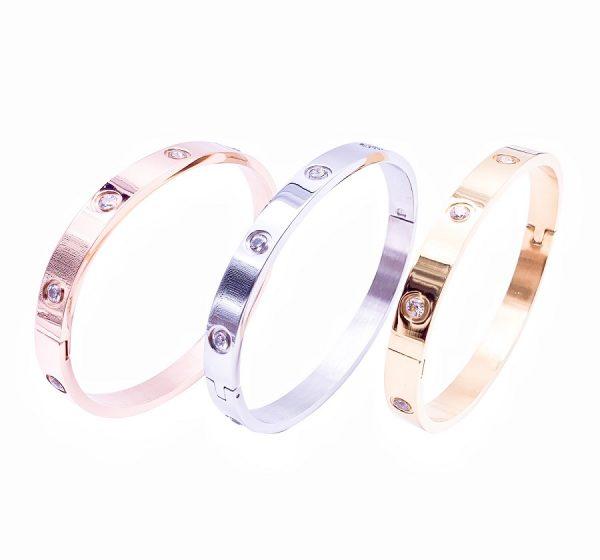Stone Set Bracelet
