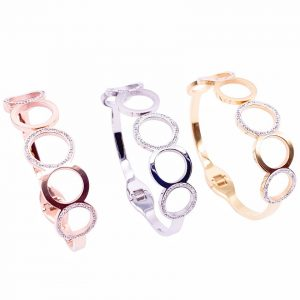Linking Circle Bracelet