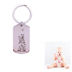 dog-tag-keyring
